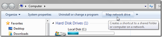 How can I see my SkyDrive photos in Windows Explorer? (2/6)