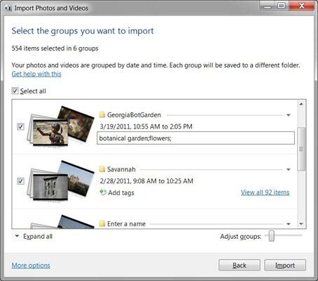 how to find all photos on my computer windows 7