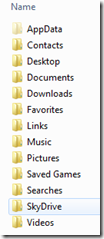 Can I install multiple SkyDrive apps on my desktop? (3/6)